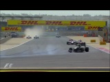 Formula 1 - F1 - Обзор Гран При в Бахрейне 22 Апреля 2012 - Bahrain 2012 - race edit