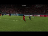 My cool FIFA13 goal!